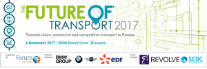The Future of Transport @ Brussels