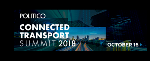 Connected Transport Summit 2018