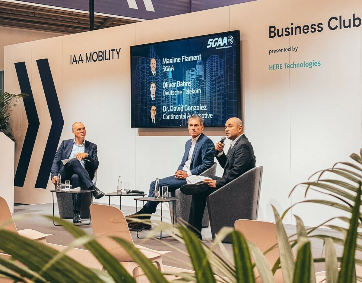 5GAA at IAA Mobility Conference 2021